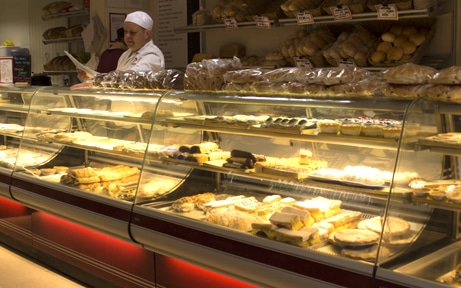 About Andrew Davies Bakery